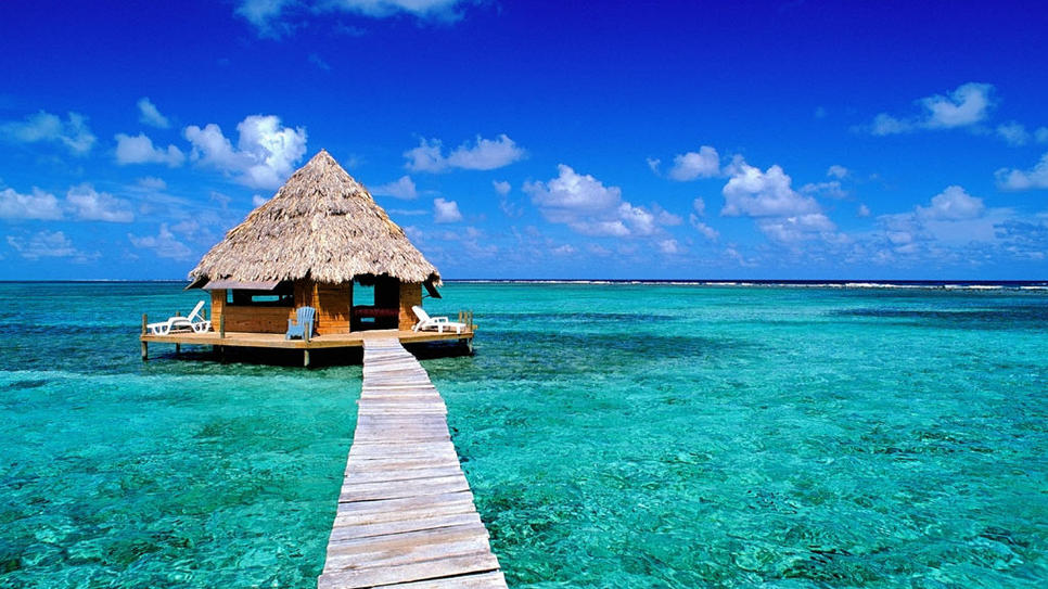 belize-real-estate-dock-on-beach